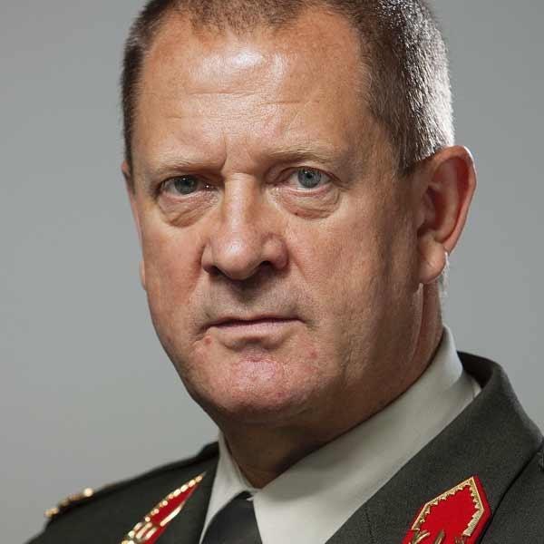 Brigade generaal BD Otto van Wiggen