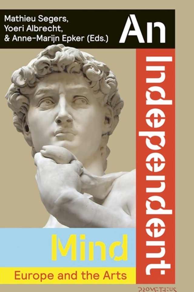 Drs Yoeri Albrecht book An Independent Mind team human capital LCT Amsterdam