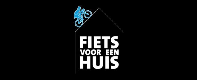 Fiets voor een huis FC maatschappelijke doelen LCT Amsterdam