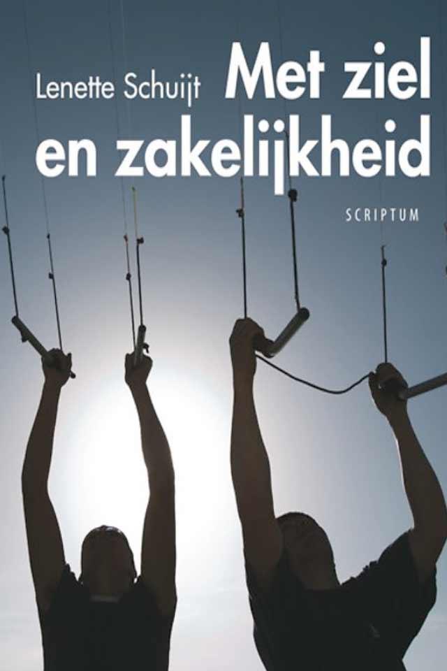 Lenette Schuijt book Met ziel en Zakelijkheid team human capital LCT Amsterdam