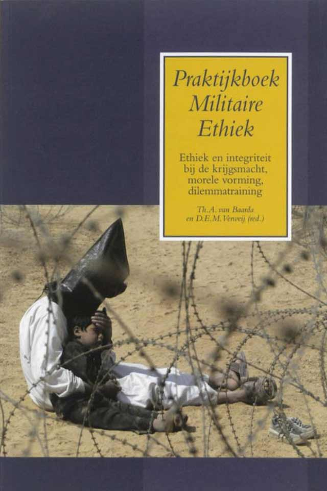 Prof Dr Desiree Verweij book Praktijkboek Militaire Ethiek team human capital LCT Amsterdam