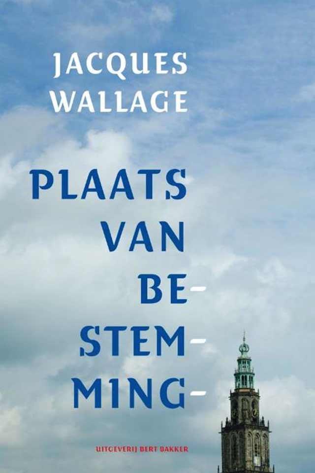 Prof Drs Jacques Wallage book Plaats van Bestemming team human capital LCT Amsterdam