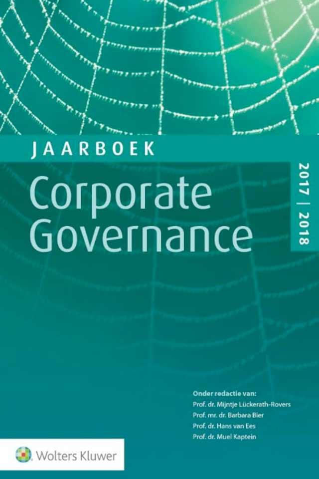 Prof. Dr. Hans van Ees book Corperate Convernance team human capital LCT Amsterdam