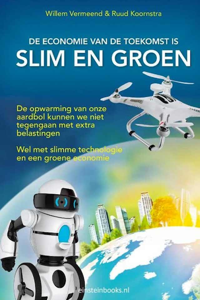 Ruud Koornstra book Slim en Groen team human capital LCT Amsterdam