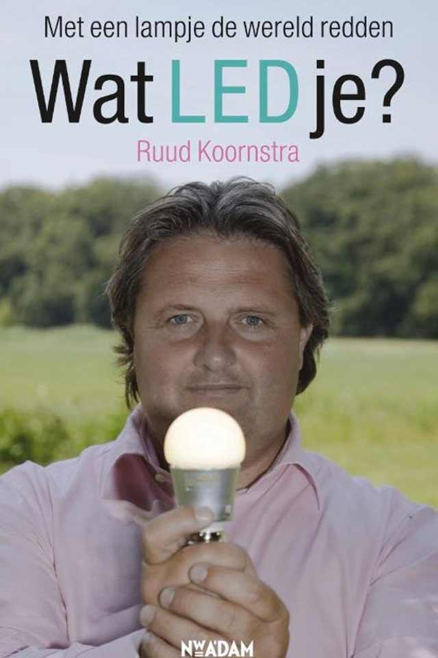 Ruud Koornstra book Wat Led je team human capital LCT Amsterdam