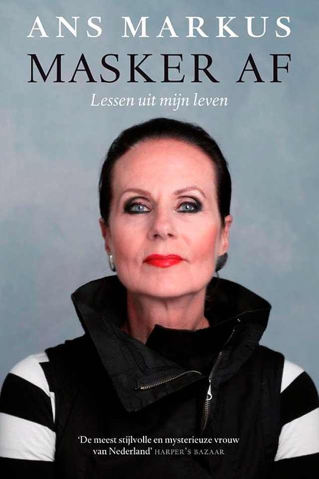 Ans Markus book Masker Af LCT Amsterdam human capital