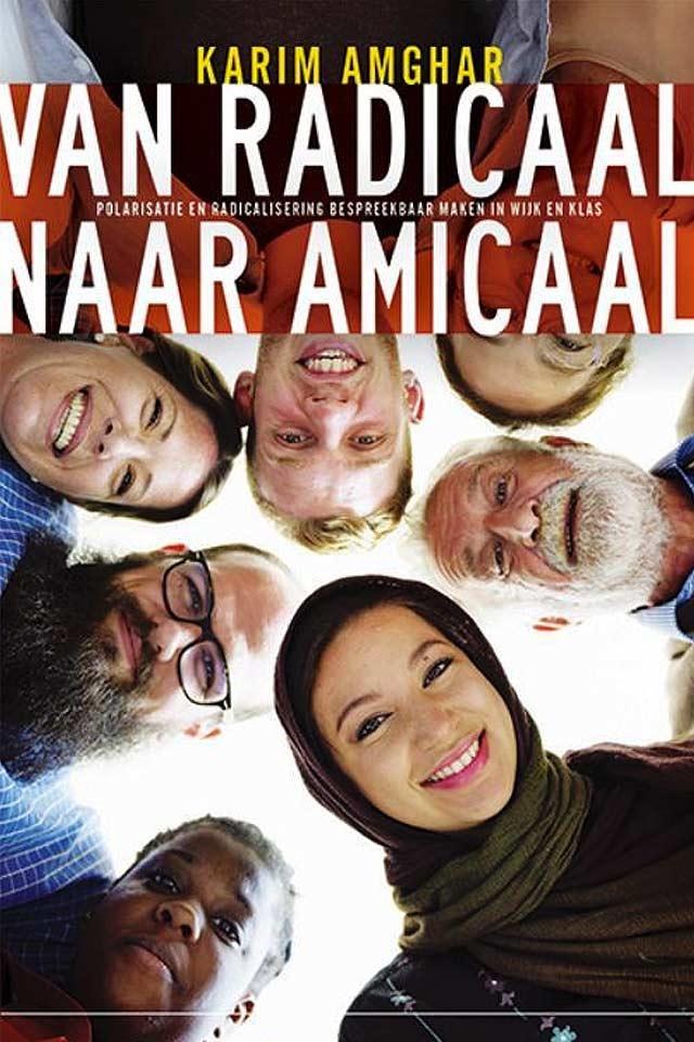 Karim Amghar boek Van radicaal naar amicaal LCT Amsterdam NEW