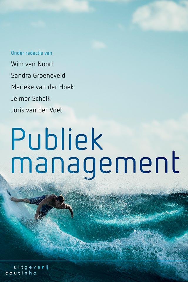 Joris van de Voet Publiek Management LCT team human capital