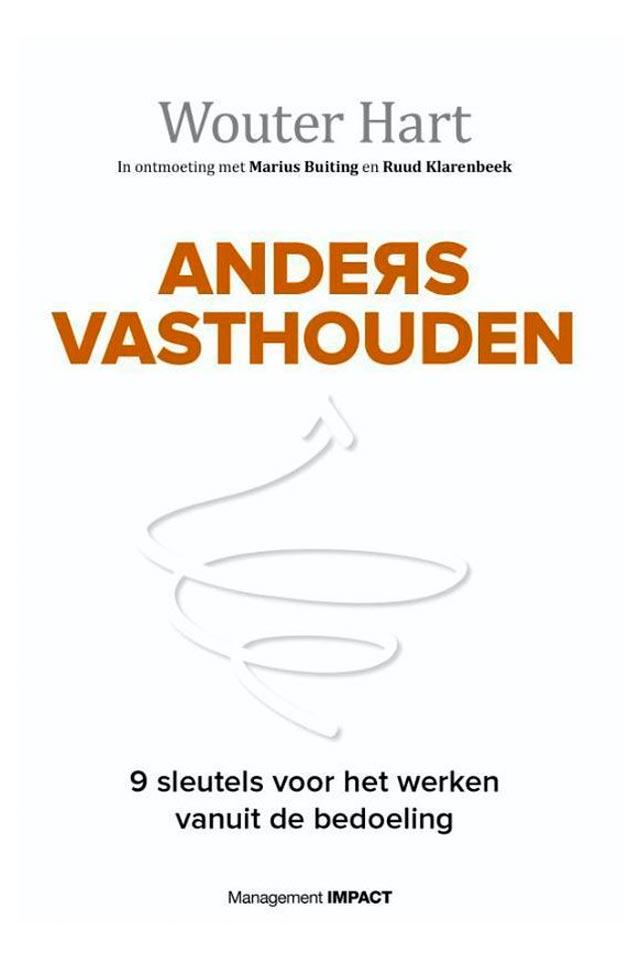 Wouter Hart boek Anders Vasthouden LCT team human capital